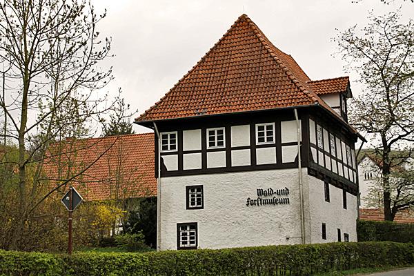 Wald- und Forstmuseum Heidelbeck - Foto: © Martina Berg